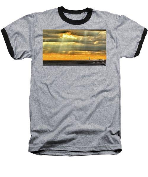Pier Rays Baseball T-Shirt