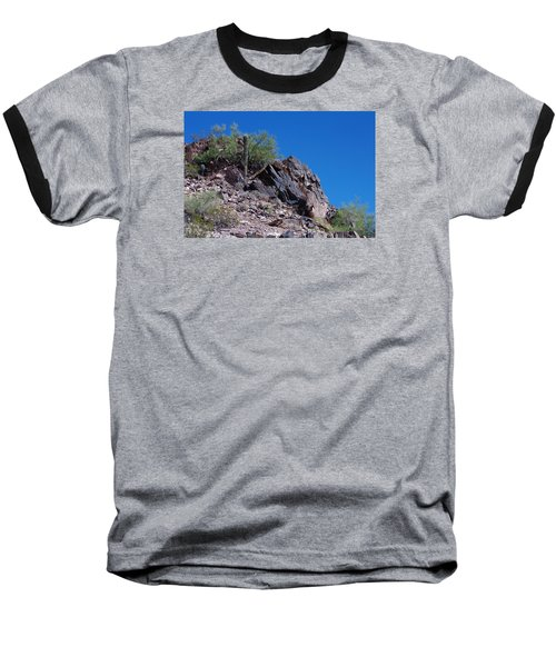 Piestewa Peak Baseball T-Shirt by Greg Graham
