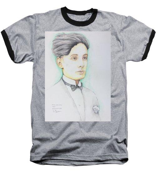 Pietro Minca 1926 Baseball T-Shirt