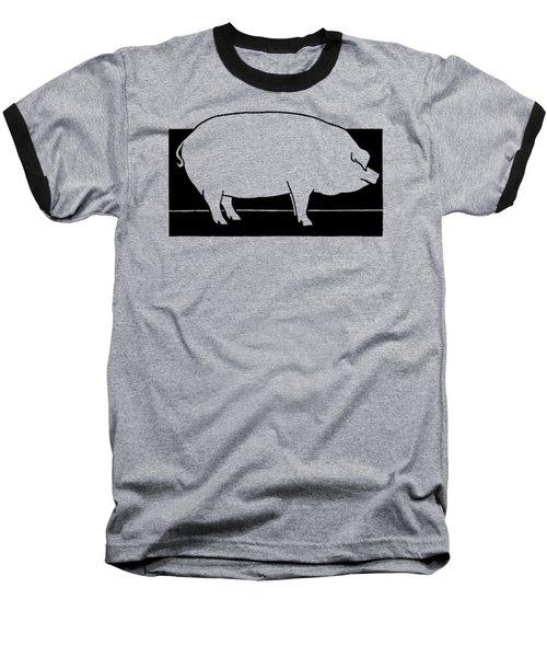 Pig - T Shirt Pig Baseball T-Shirt