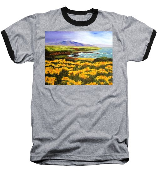 Pigeon Point Baseball T-Shirt by Jamie Frier