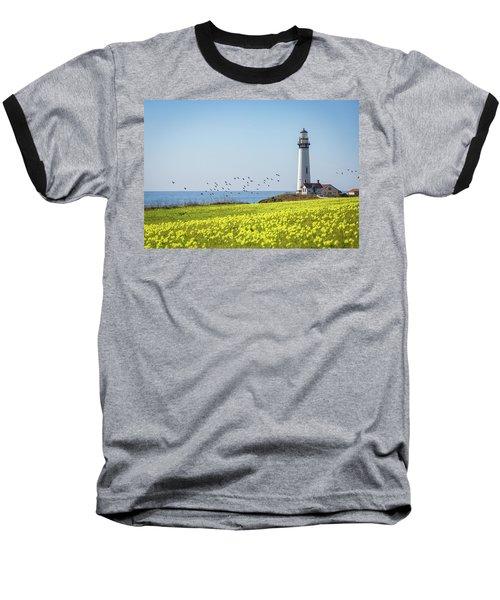 Pigeon Point Light Station Historic Park Baseball T-Shirt