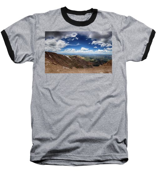 Pikes Peak Storm Baseball T-Shirt