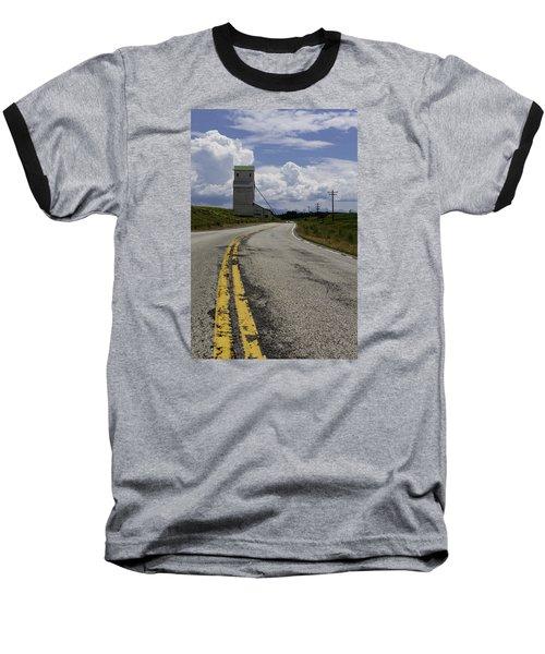 Pillsbury Elevator Baseball T-Shirt