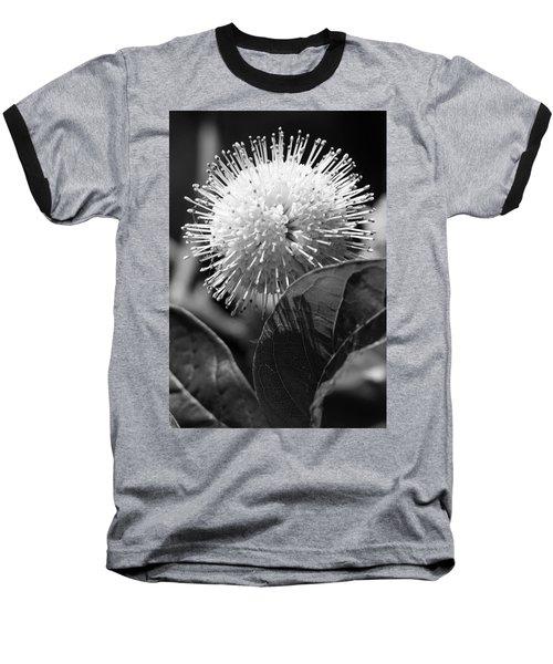 Pin Flower Baseball T-Shirt