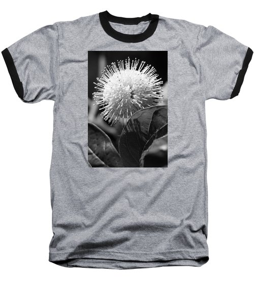 Pin Flower Baseball T-Shirt