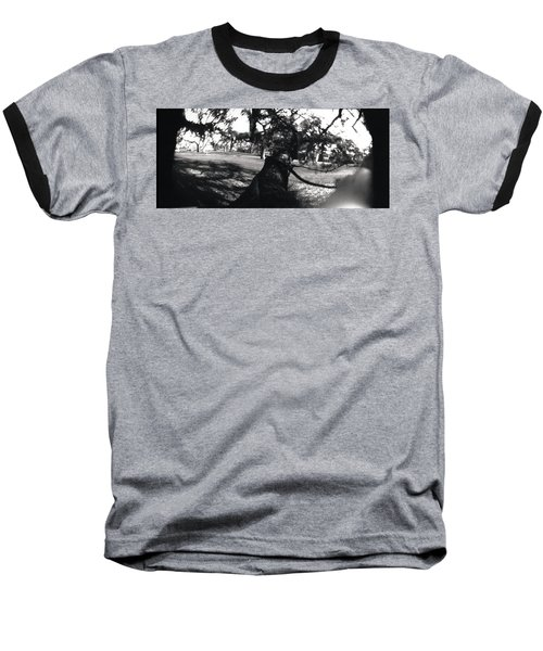 Pin Hole Camera Shot 1 Baseball T-Shirt