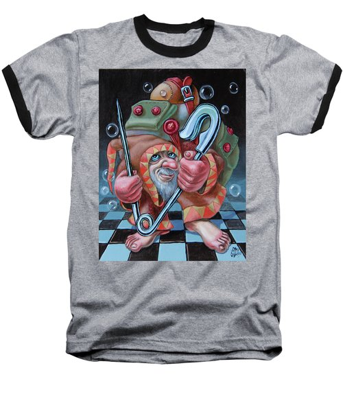 Pin Baseball T-Shirt