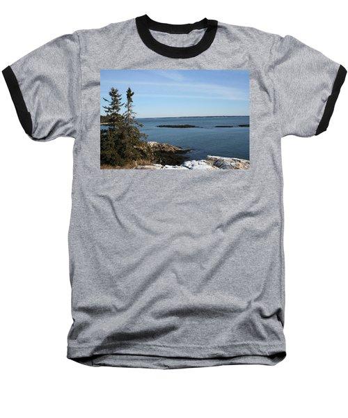 Pine Coast Baseball T-Shirt