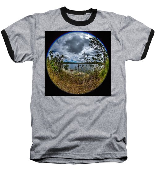 Pine Glades Lake 18 Baseball T-Shirt