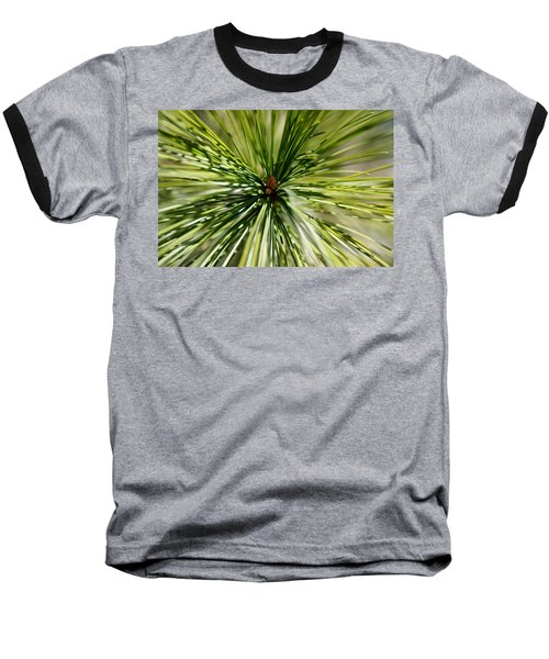 Pine Needles Baseball T-Shirt