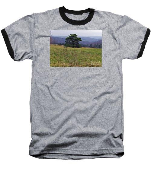 Pine On Sentry Baseball T-Shirt