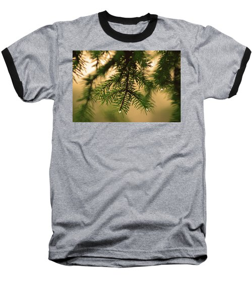 Baseball T-Shirt featuring the photograph Pine by Robert Geary
