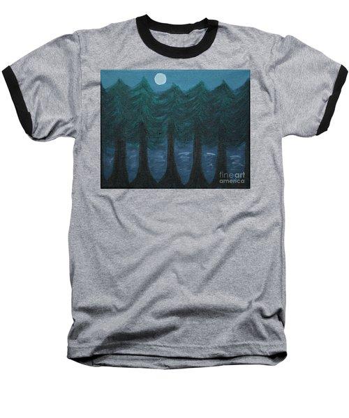 Pine Tree Lake Baseball T-Shirt