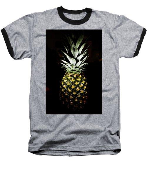 Pineapple In Shine Baseball T-Shirt