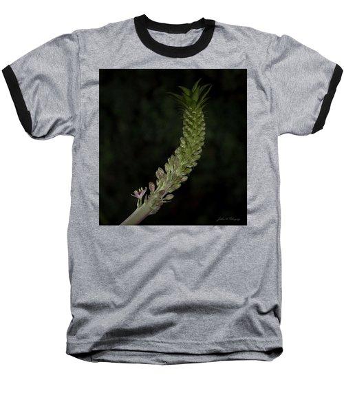 Pineapple Lily Baseball T-Shirt
