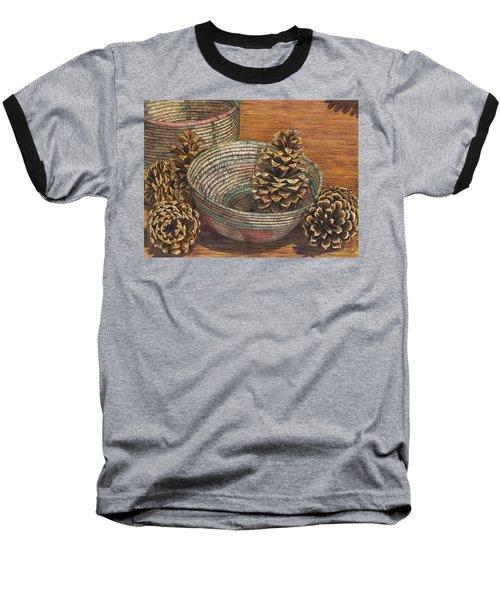 Pinecones Baseball T-Shirt