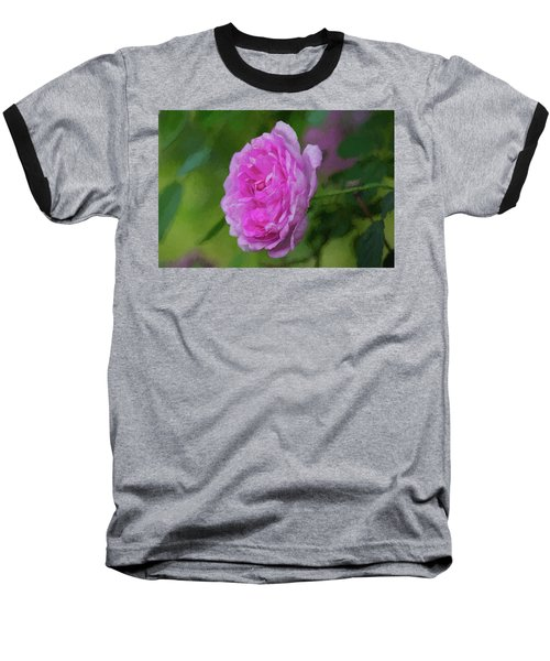 Pink Beauty In Bloom Baseball T-Shirt