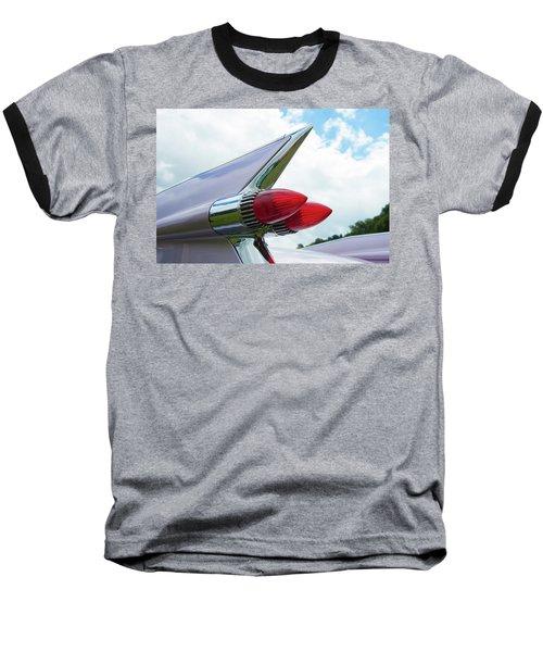 Pink Cadillac Baseball T-Shirt