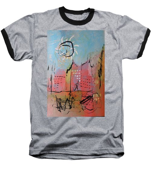 Pink City Baseball T-Shirt
