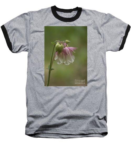 Pink Columbine 2015 Baseball T-Shirt