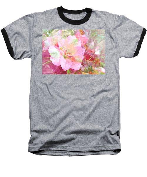 Pink Heaven Baseball T-Shirt