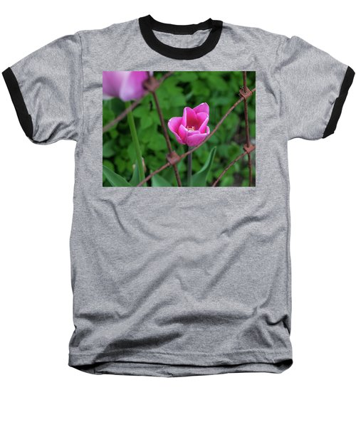 Pink In Stratford Baseball T-Shirt