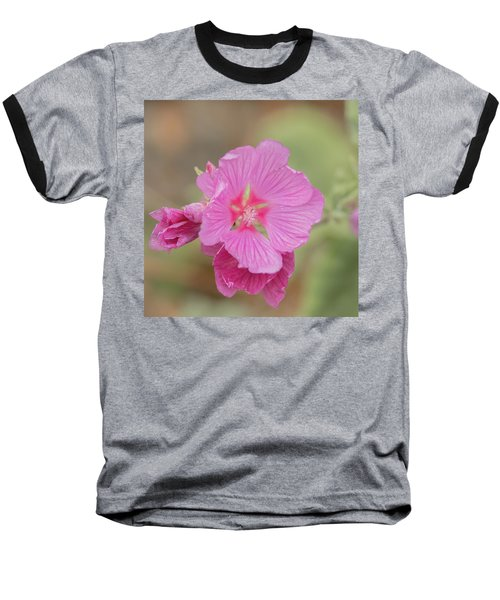 Pink In The Wild Baseball T-Shirt