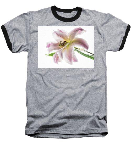 Pink Joy Baseball T-Shirt