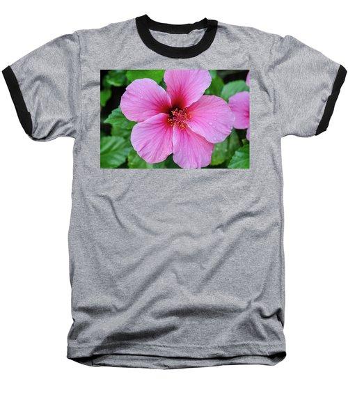 Pink Lugonia Baseball T-Shirt