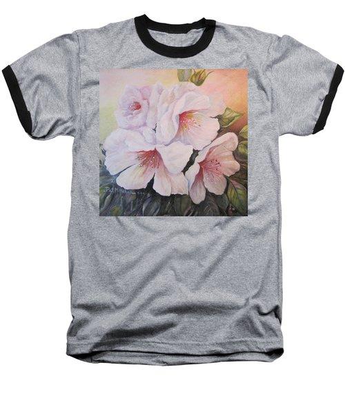 Pink Mist Baseball T-Shirt