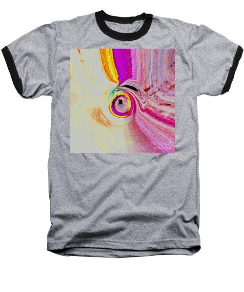 Pink Paradise Baseball T-Shirt
