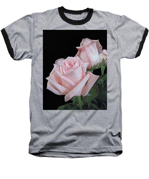 Pink Persuasion Baseball T-Shirt