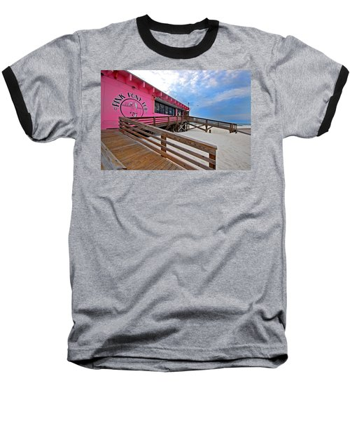 Pink Pony Baseball T-Shirt