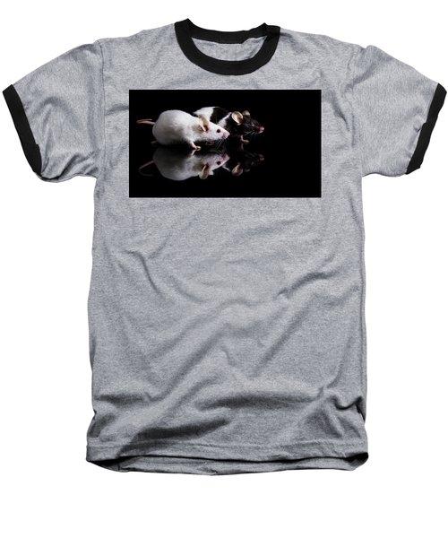Pinky And Dot Baseball T-Shirt