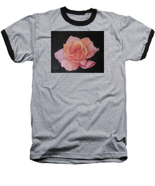 Pinky Baseball T-Shirt by Barbara O'Toole