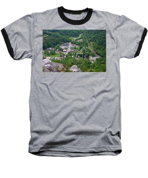 Pinnacle Overlook In Kentucky Baseball T-Shirt