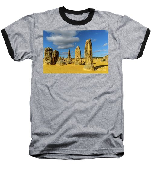 Pinnacles 6 Baseball T-Shirt