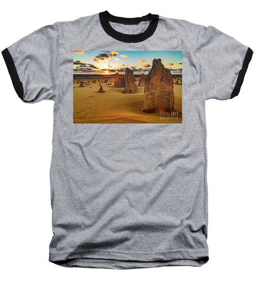 Pinnacles 8 Baseball T-Shirt