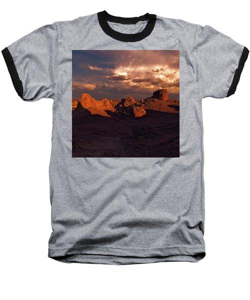 Pinnacles - May 2016 Baseball T-Shirt