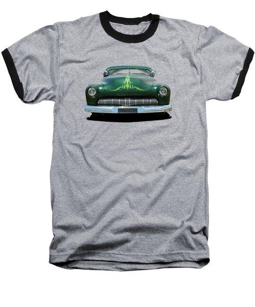 Pinstripes Baseball T-Shirt