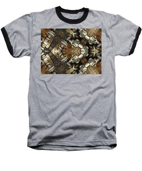 Pipe Dreams Baseball T-Shirt