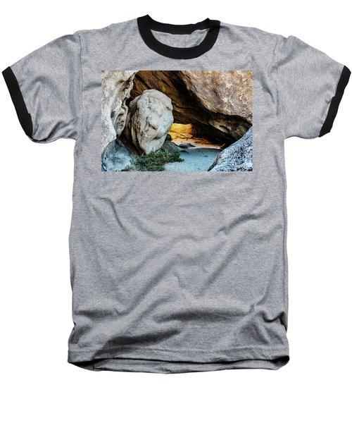 Pirate's Cave Baseball T-Shirt