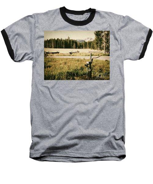 Pitcher Pump Baseball T-Shirt