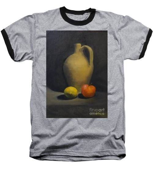 Pitcher This Baseball T-Shirt by Genevieve Brown