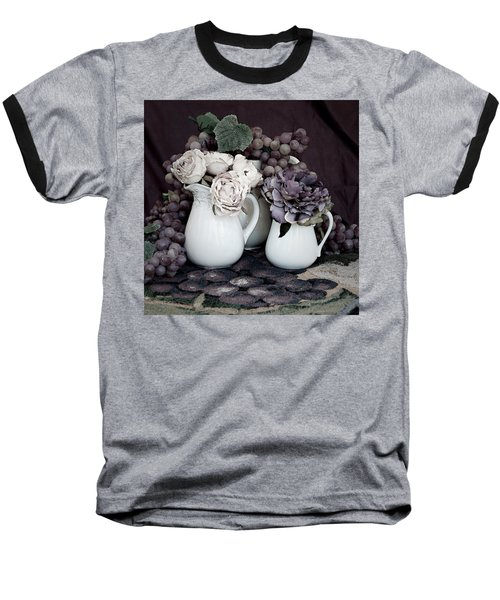 Baseball T-Shirt featuring the photograph Pitchers And Tapestry by Sherry Hallemeier