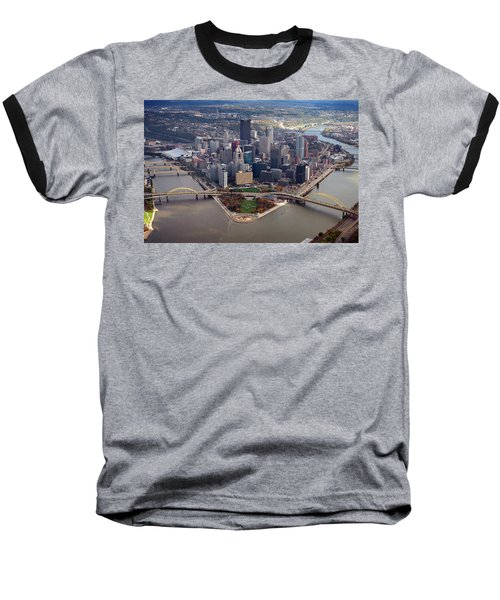 Pittsburgh 8 In Color  Baseball T-Shirt