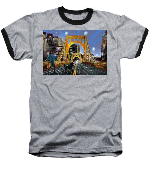 Pittsburgh Chic Baseball T-Shirt