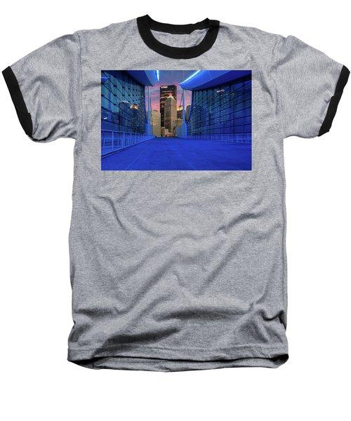 Pittsburgh In Blue  Baseball T-Shirt