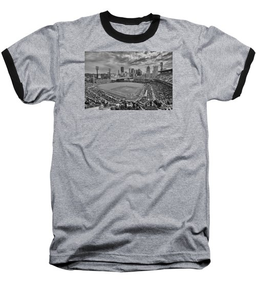 Pittsburgh Pirates Pnc Park Bw X1 Baseball T-Shirt